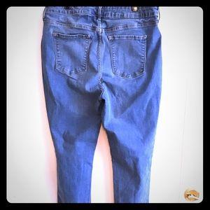 Old Navy Rockstar Jeans - Medium Wash - Size 16